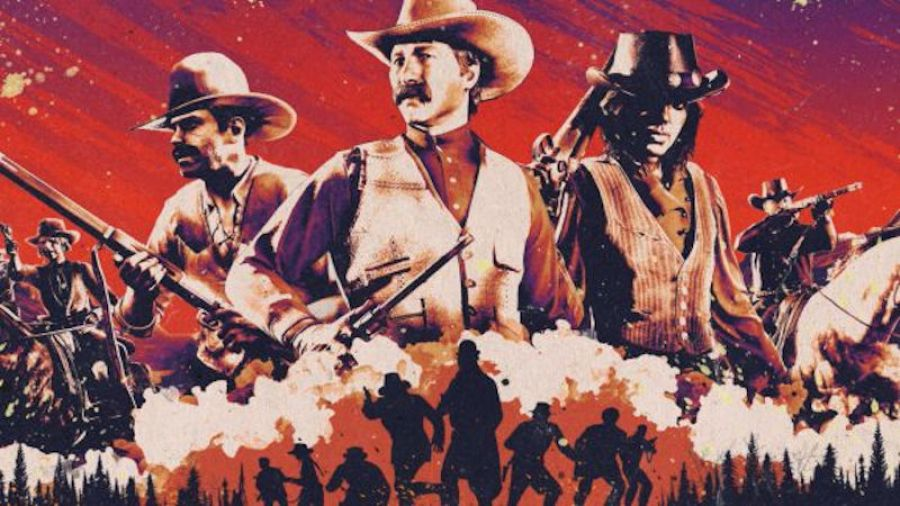 Red Dead Online: Режим «Call to Arms».