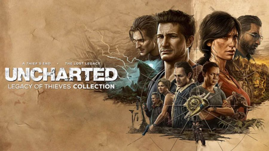 Uncharted: Legacy of Thieves Collection анонсирована для PS5 и ПК